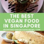 vegan travel food in singapore